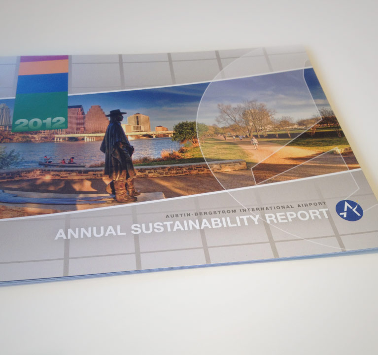AIBA-2012 Sustainability Report Cover
